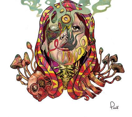 Christian Poiré: Pintura, ilustração e desenho. ~ Pêssega d'Oro | Arte & design | Scoop.it