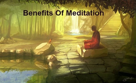 Scientific Study Reveal Meditation Affects The Brain Physically | #HealthyLiving : Healthy Lifestyle Tips For Better Health And wellness | Scoop.it