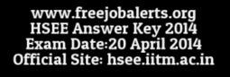 Download HSEE Answer Key 2014 | careerit jobs | Scoop.it