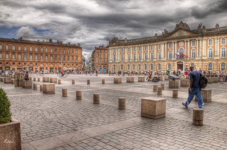 Des photos incroyables de #Toulouse en HDR | Le Toulouse du futur se construit aujourd'hui | Scoop.it