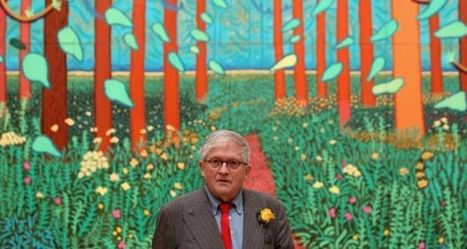 Colm Tóibín on the life and brash times of David Hockney | The Irish Literary Times | Scoop.it