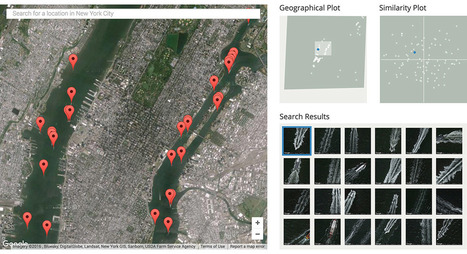 Terrapattern visual #searchtool for satellite imagery by Golan Levin, David Newbury, Kyle McDonald... | Digital #MediaArt(s) Numérique(s) | Scoop.it