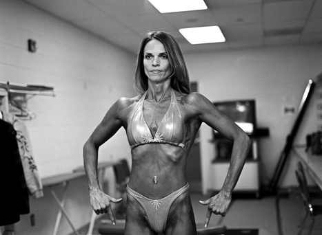 Body building | Photographer: Bess Adler | BLACK AND WHITE | Scoop.it