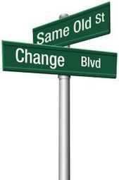 Change is Easy, But Sometimes We Don't Realize It - PsychCentral.com (blog) | Just interesting stuff | Scoop.it