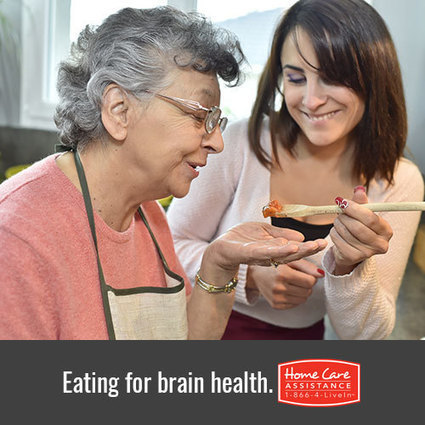 Can the MIND Diet Prevent Senior Alzheimer's? | Home Care Assistance Lincoln NE | Scoop.it