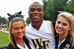Spotlight: Dwayne Peterkin - Old Gold & Black | What scholarships are available for college cheerleaders. | Scoop.it