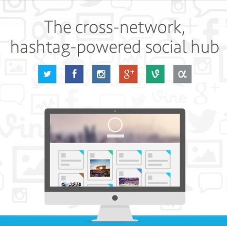Tagboard - for collecting social media with hashtags | New technologies and public participation | Nouvelles technologies et participation publiques | Scoop.it
