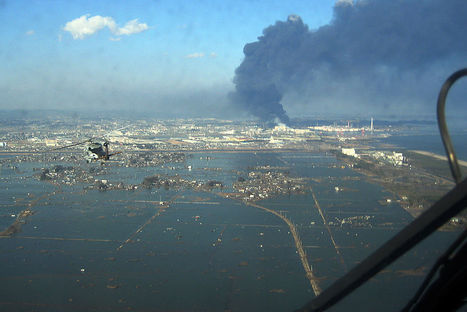 The role of e-infrastructures in natural-disaster response   iSGTW   National e-Science   Scoop.it