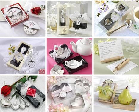 Bridal Shower Favor Ideas | Wedding Blor | Scoop.it