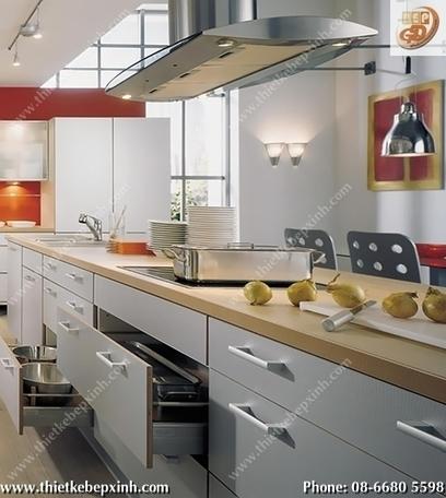 Thiết Kế Nhà Bếp, Thiết Kế Tủ Bếp, Thiết Kế Bếp. | THIẾT KẾ NỘI THẤT - THIẾT KẾ NHÀ BẾP - THIẾT TỦ BẾP HIỆN ĐẠI - THIẾT KẾ TỦ BẾP GỖ | Scoop.it