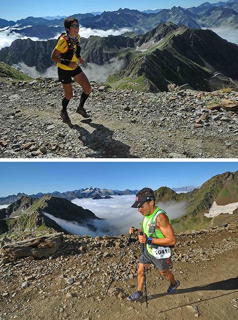 Juliette Blanchet et Julien Navarro vainqueurs du 80 km du Grand Raid des Pyrénées | Actualité running | Scoop.it