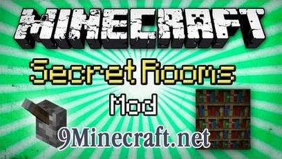 Secret Rooms Mod 1.6.2 | minecraft | Scoop.it