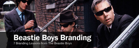 7 Branding Lessons Entrepreneurs Can Learn from The Beastie Boys | Media Broadcasting | Scoop.it