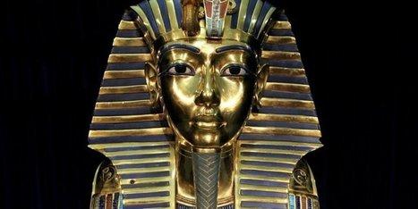 ✪ Histoire - Égypte - Le masque de Toutankhamon abîmé lors d'une réparation | Actualités Afrique | Scoop.it