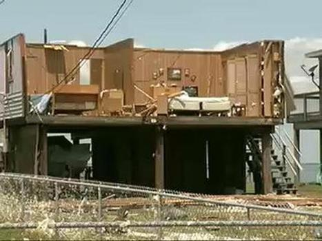 Texas Holiday Beach Homes Damaged by Storms | Texas Coast Real Estate | Scoop.it
