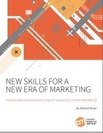 New Era of Marketing Requires New Skills | PREDA - Le contenu que l'on retient | Scoop.it