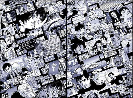 The untapped potential of visual storytelling with Cartoonist Scott McCloud | Nonprofit Storytelling | Scoop.it