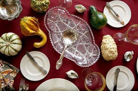 Family heirlooms carry on Thanksgiving traditions   Black Friday and Thanksgiving ESL - EFL resources   Scoop.it