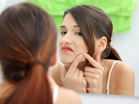 Acne and Women: Endocrine Therapy | HEALTH News | Scoop.it
