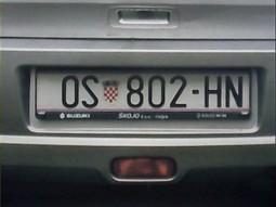 Raspberry Pi License Plate Recognition | Luka Gabric | Arduino, Netduino, Rasperry Pi! | Scoop.it