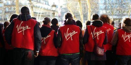 Réunion cruciale pour les magasins Virgin | une actu du management | Scoop.it