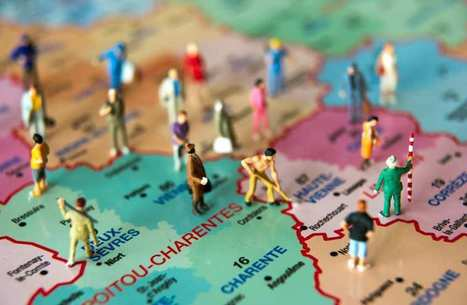 Nouvelle carte à 13 régions : elle «peut toujours bouger», prévient Manuel Valls | UDOTSI de Haute-Savoie | Scoop.it