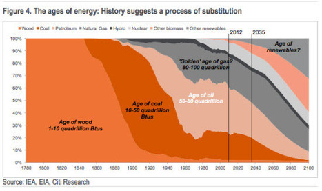 Smart Grid: Citibank: Utilities are dinosaurs waiting to die   Smarter grid   Scoop.it