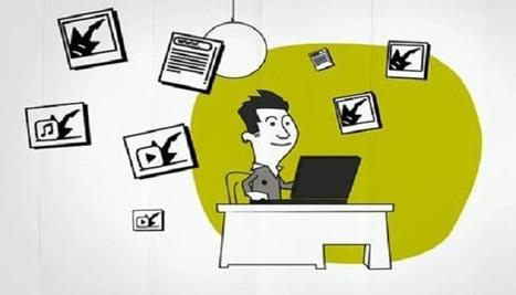 Vidéo sur YouTube : le créateur de ScoopIt est français, il s'appelle Marc Rougier | LYFtv - Lyon | Scoop.it