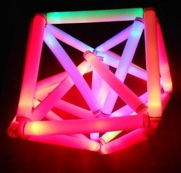 MAKE | Math Monday: Light Still Sticks | Angles, Equations, and Functions, oh my! | Scoop.it