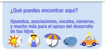 Kokone Minimo / Sitio para niños pequeños   Spanish galore   Scoop.it