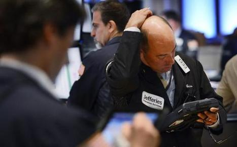 Wall Street interrumpe sus operaciones por un fallo técnico | Informática Forense | Scoop.it