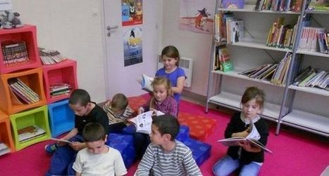 Des enfants proches de la lecture… un enjeu crucial   Trucs de bibliothécaires   Scoop.it