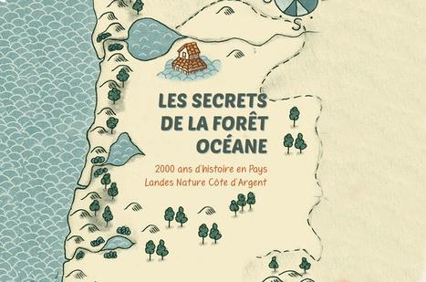 "Patrice Cablat, dessinateur de la BD interactive + QR Codes + Vidéos + Jeu embarqué smartphone ""Les secrets de la forêt océane"" | DIGITAL NEWS & co | Scoop.it"