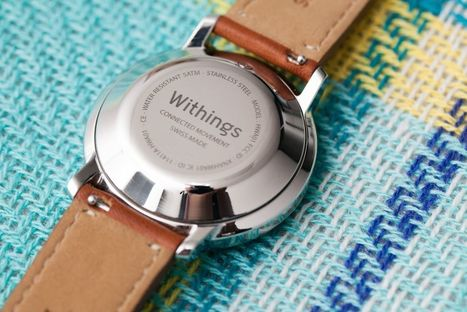 Nokia is buying digital health firm Withings for $191 million | #eHealthPromotion, #web2salute | Scoop.it