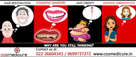 Dr. Makani's Hair Restoration | Cosmetic Denstistry | Cosmedicure | Hair Transplant Clinic in Mumbai | Scoop.it