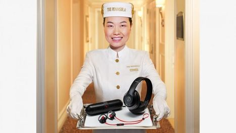 Les nouveaux services de l'hôtellerie de luxe | Qualité Accueil Tourisme | Scoop.it