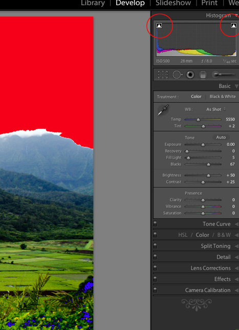 Lightroom Quick Tip – Editing In The Histogram | Digital Photo Buzz - Digital Photography reviews and tips | Sculpting in light | Scoop.it