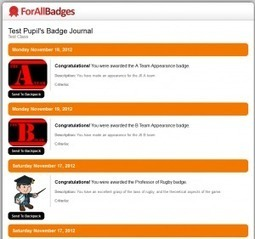 A blunder through OpenBadges | Badges for Lifelong Learning | Scoop.it