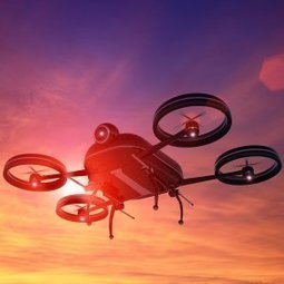 Tech Savvy: $127 Billion in Drone-Powered Business Applications | Geo & OS Intelligence | Scoop.it