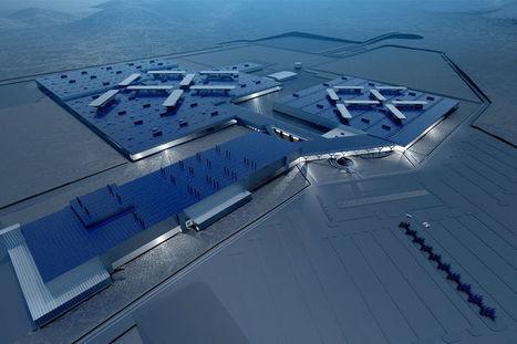 Faraday Future, le nouveau concurrent de Tesla, commence la construction de son usine pharaonique dans le désert du Nevada | Tesla Motors (+ other electric cars news) | Scoop.it