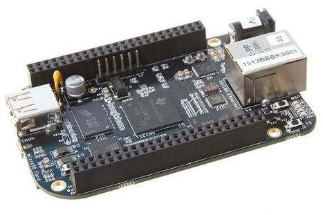 BeagleBone Black Rev C features Debian Linux, 4GB storage | Raspberry Pi | Scoop.it