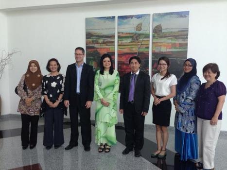 ภาพข่าว: ม.ธุรกิจบัณฑิตย์ (DPU) จับมือ University of Malaya (UM) ร่วมลงนามความร่วมกับด้านวิชาการระหว่างสถาบัน | ThaiPR.NET | University News | Scoop.it
