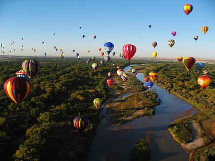 Albuquerque International Balloon Fiesta | Tourist Attractions | Scoop.it
