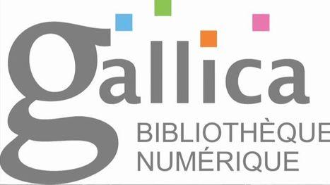 BnF - Gallica, la Bibliothèque numérique de la BnF | Histoire des bibliothèques numériques ; défis et enjeux. | Scoop.it