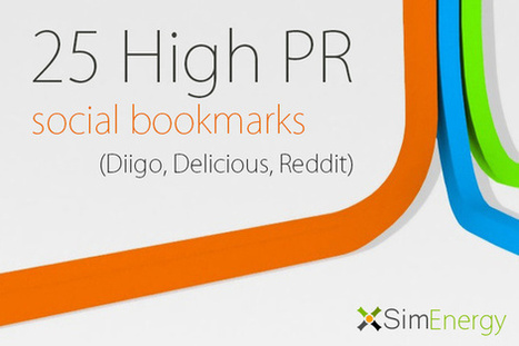 simenergy : I will make manualy 25 Top High PR 8 to 4 social bookmarks, with login details for $5 on fiverr.com | Manual seo | Scoop.it