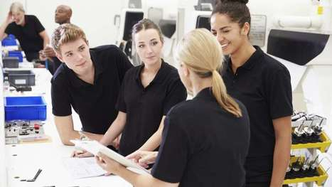 How to get the best value from apprenticeships | Learning At Work | Scoop.it