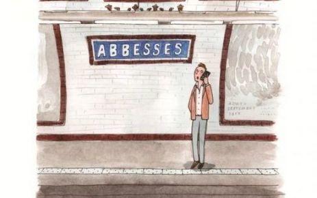 EN IMAGES. Quand Paris s'amuse des Parisiens | FLE <3 | Scoop.it