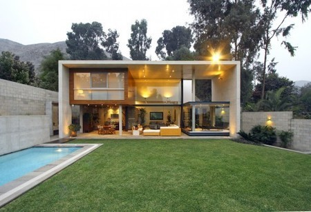 S House / Domenack Arquitectos | ArchDaily | TAD - TECHNOLOGY ARCHITECTURE & DESIGN | Scoop.it