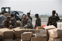 Nepal Earthquake Relief Effort Named 'Operation Sahayogi Haat' - Department of Defense | EM 585 - Military Role in Disaster Relief | Scoop.it