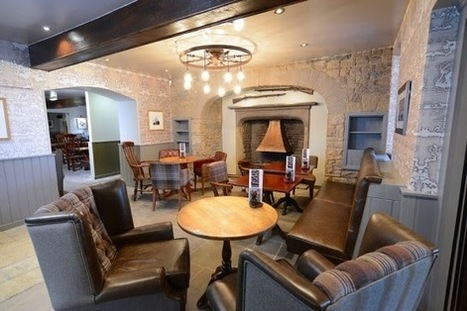 The Highwayman: Old Time Charms of English Country Pub | The Highwayman | Scoop.it